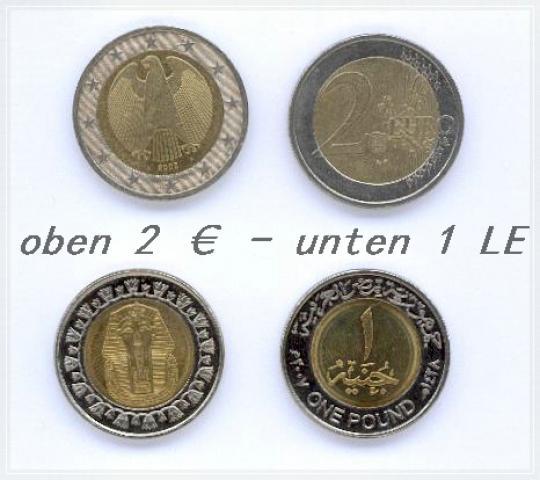 Die ägyptische Währung Oder ägyptische Mäuse Mein ägypten